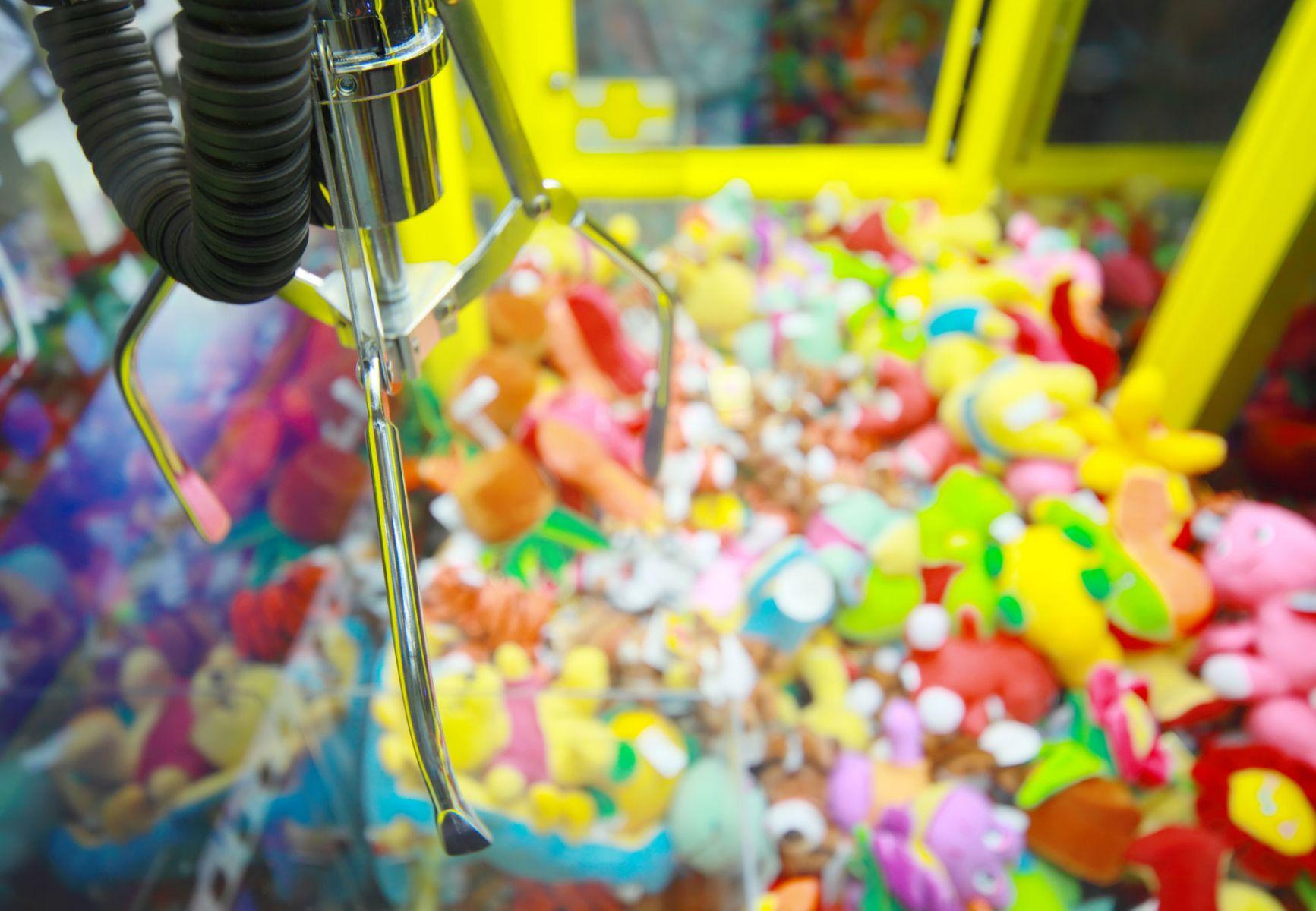 五個關鍵因素 讓「夾娃娃機店」快速攻占各大商圈