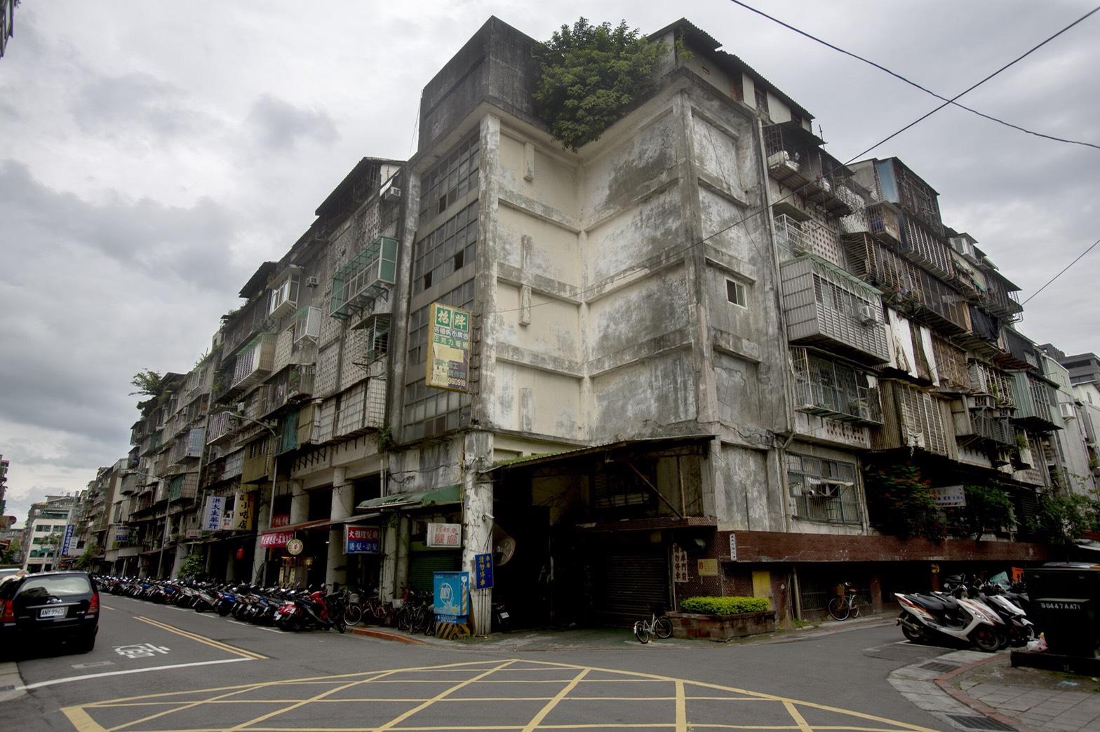 姚文智:強震侵襲 台北市的危險老屋誰來負責?