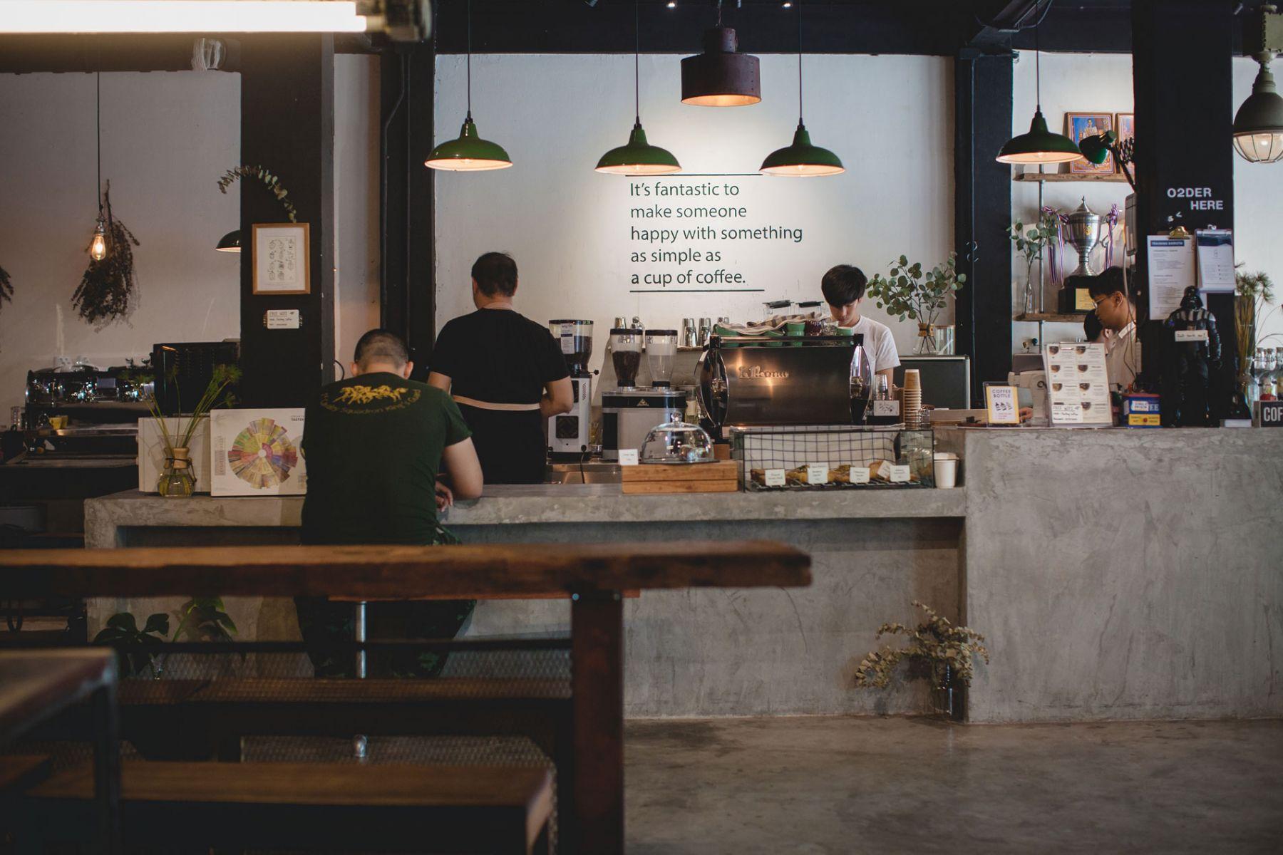 為什麼台灣年輕人只想開咖啡店?