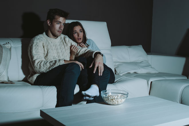 我們為什麼喜歡恐怖電影?