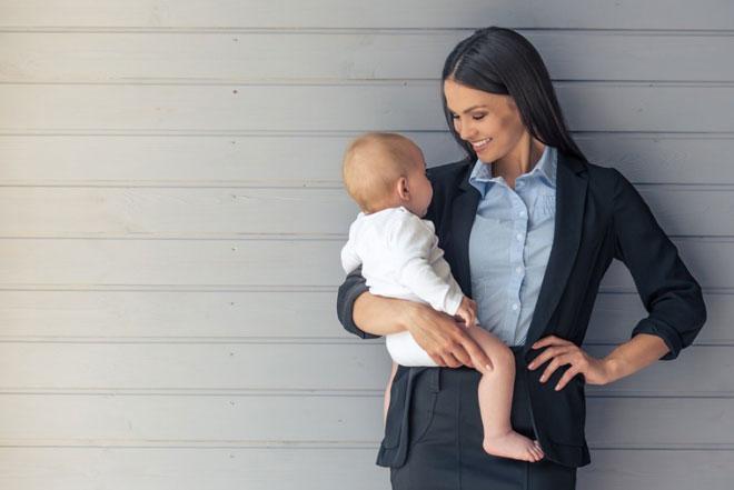 當媽之後 我學到的管理課!7 位女性領導人的真情告白