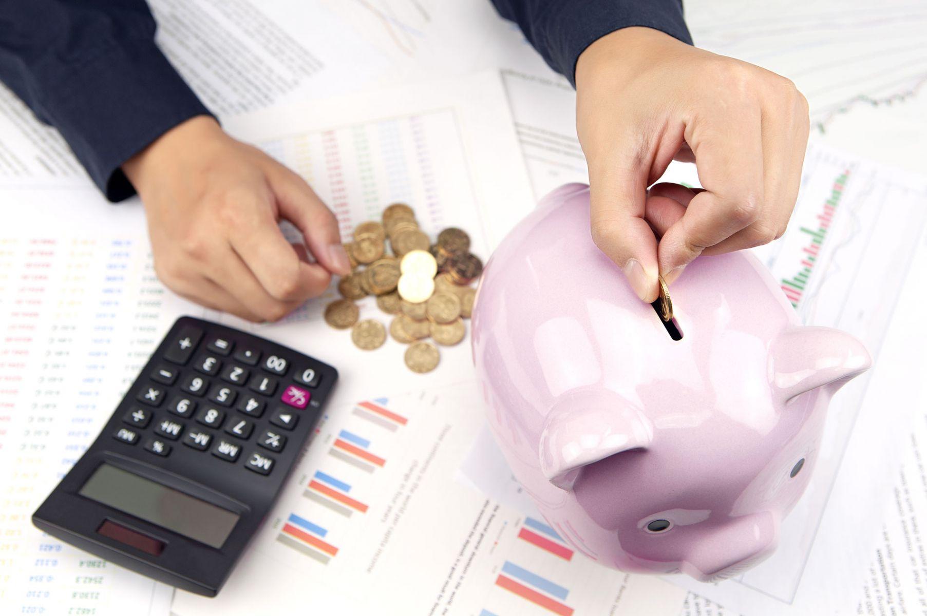 儲蓄第一優先 剩下來的錢才拿來花用!