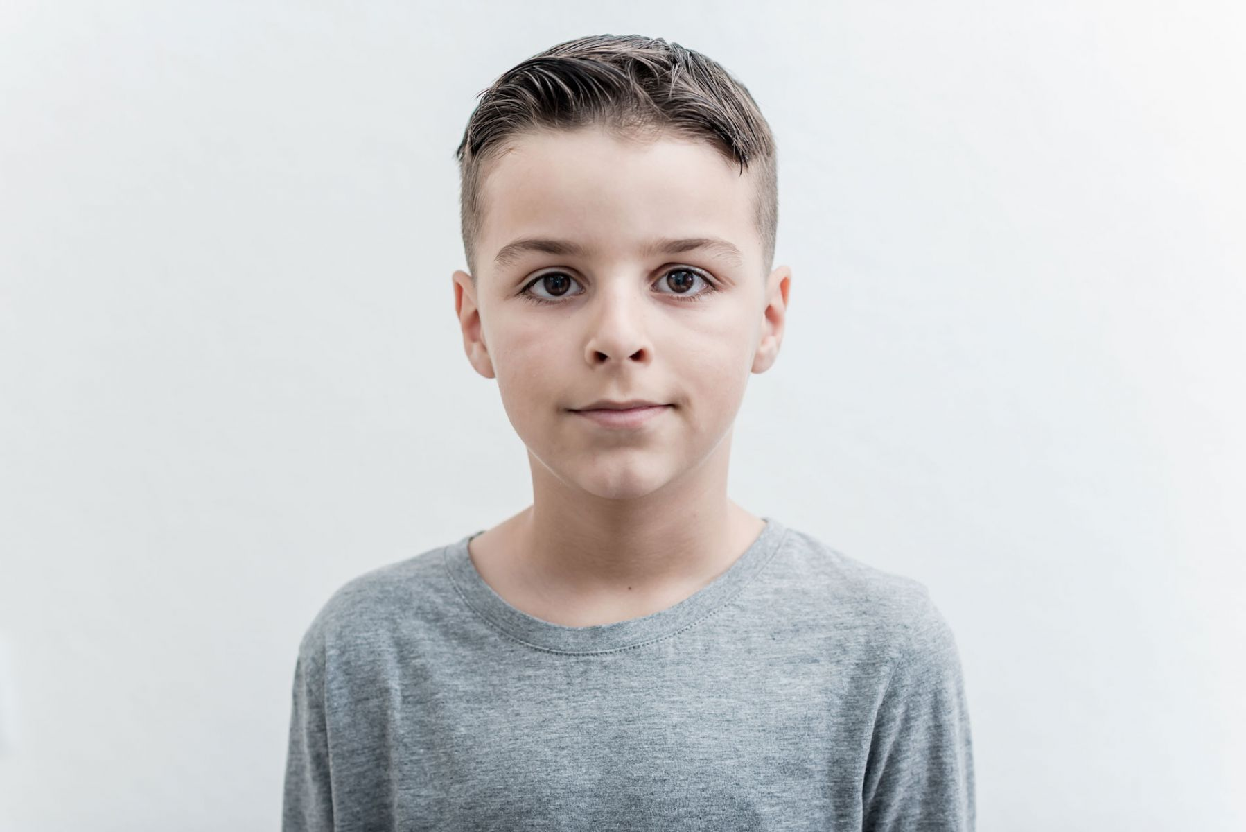 來自十歲小男孩的告白:我長大要當一個好爸爸