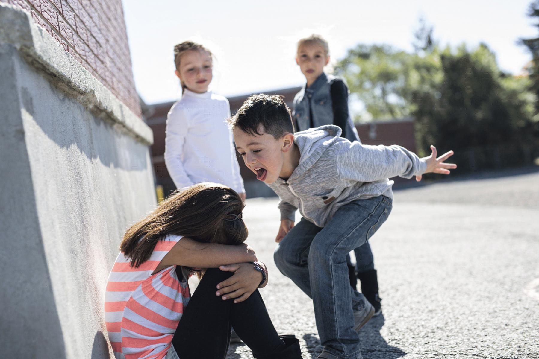 孩子被欺負 家長該怎麼辦?