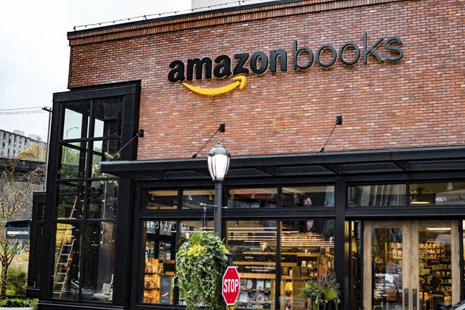 亞馬遜書店的興起究竟是好是壞?