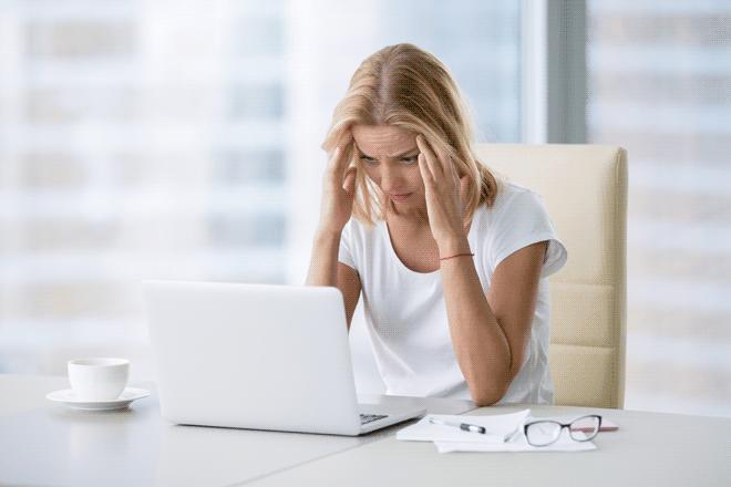被噹的時候壓力好大 怎麼辦?
