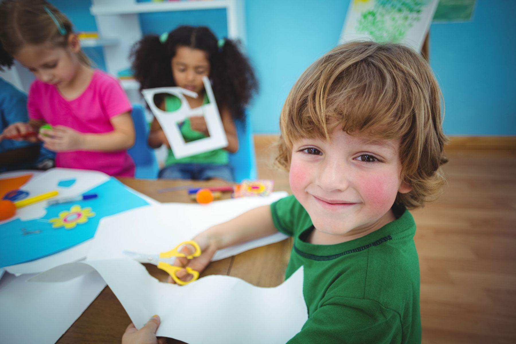 如何強健孩子的心靈與體魄?