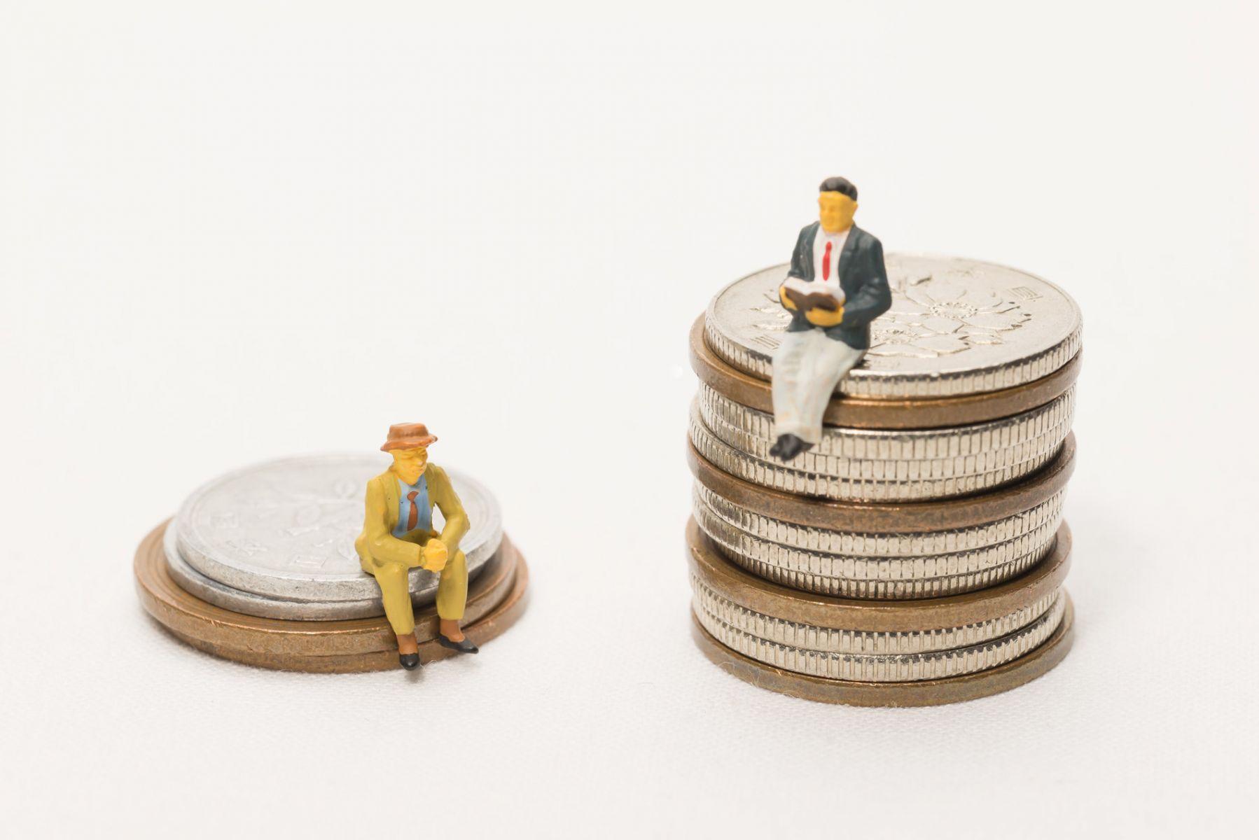 貧富差距背後的兩大危機