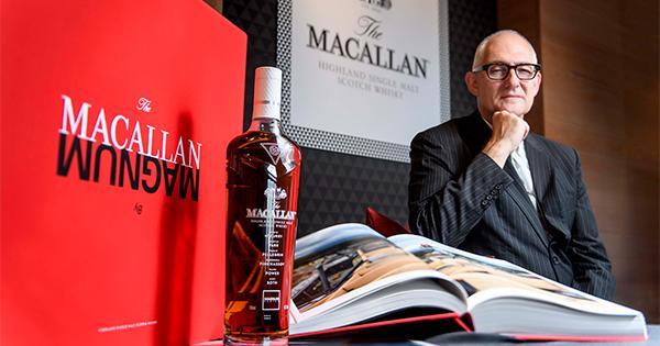 58億麥卡倫新酒廠如何行銷?創意總監 Ken Grier 推攝影大師系列計畫