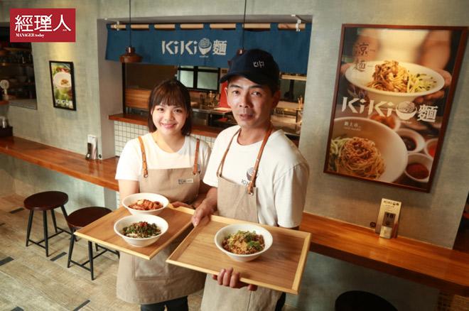 家樂福最賣的快煮麵!Kiki乾拌麵是怎麼跨出餐廳,成為年銷千萬包的麵食霸主?