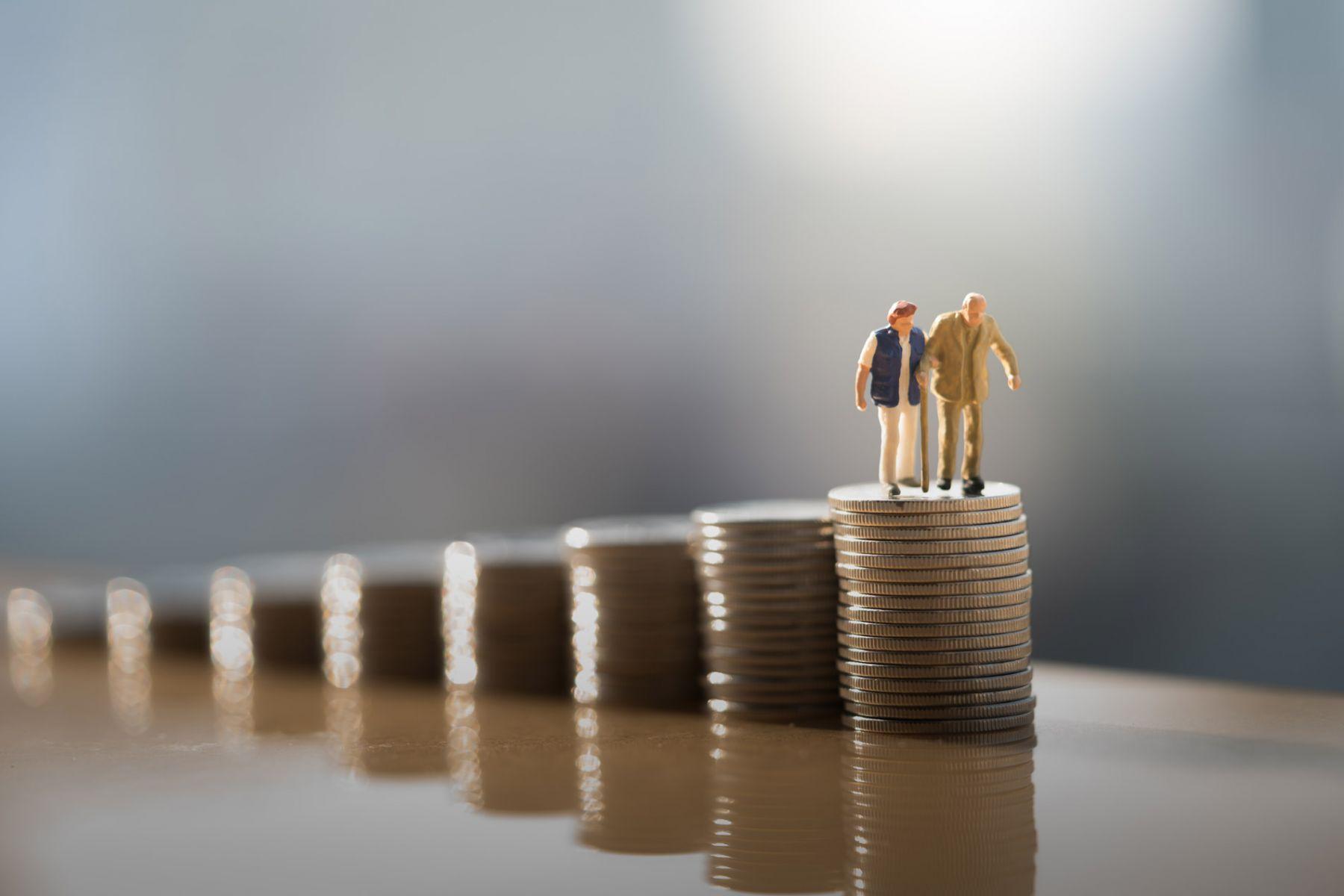 避開退休後的收入空窗期吧!