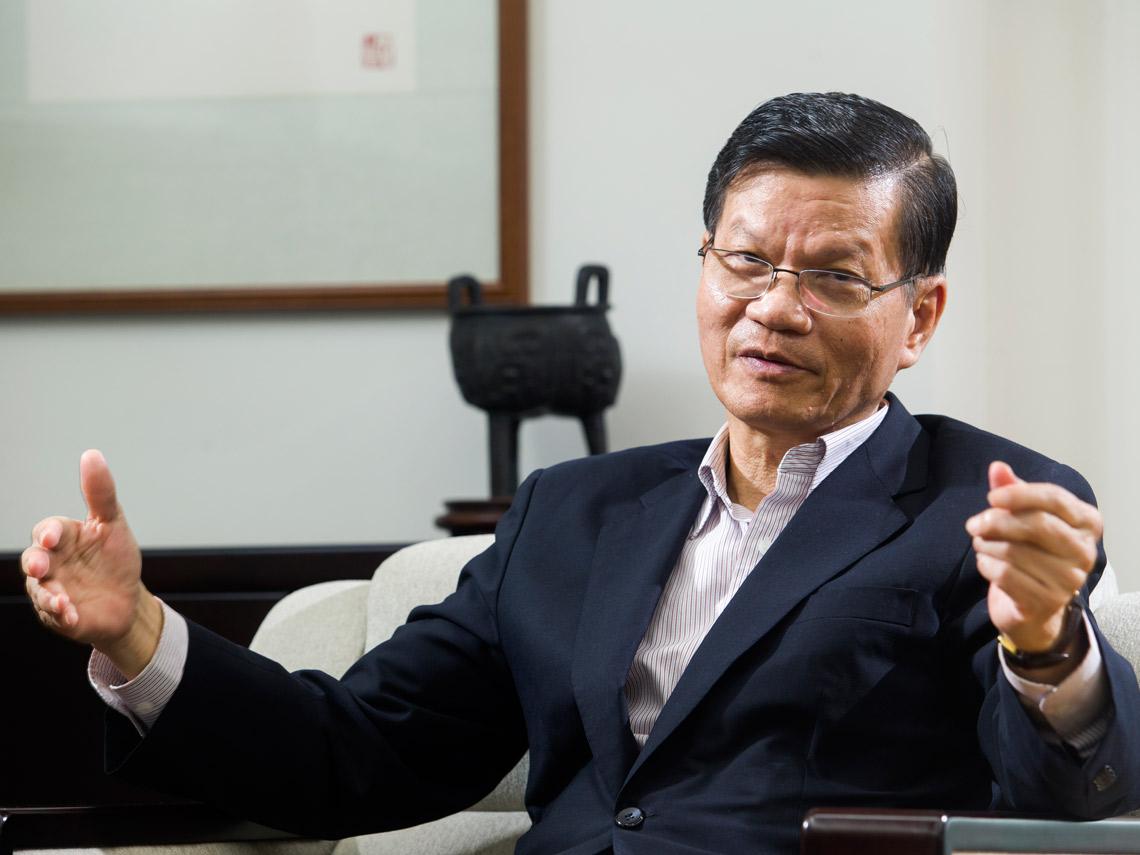浩鼎案兩年纏訟 翁啟惠一審宣判無罪