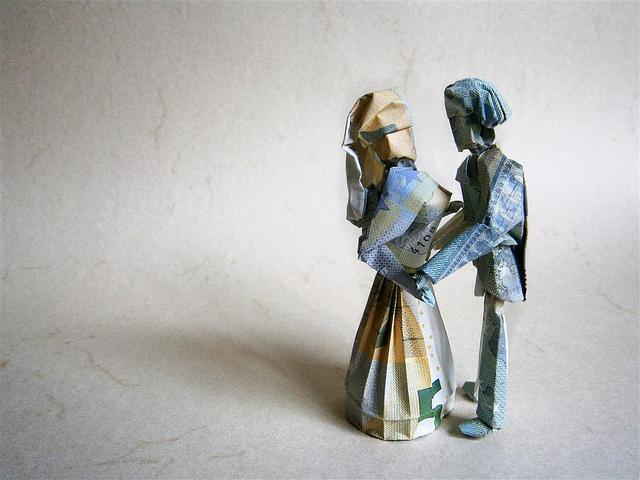 若最後沒有結婚,可以把送給對方禮物要回來嗎?