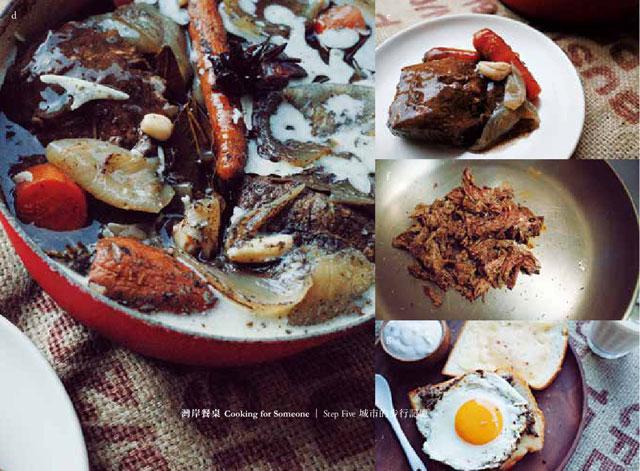 酥脆口感和澎湃肉香交雜─鹽漬牛肉辣味三明治
