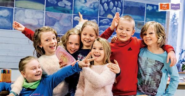 芬蘭教育:愛上學才學得好,能力比分數更重要!