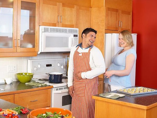 孕婦飲食媽媽經 淺嚐即止輕淡均衡