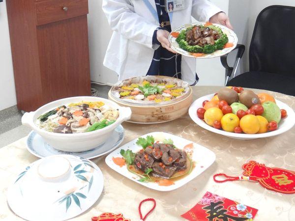 空汙嚴重免疫系統差 年菜富含維生素A與C