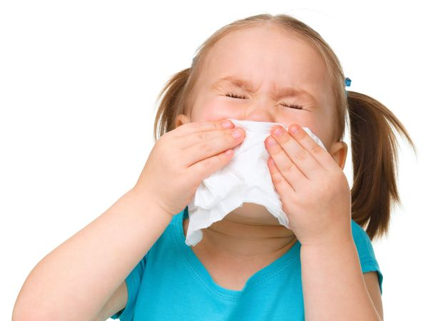 過敏性鼻炎大困擾 食療及穴位有一套