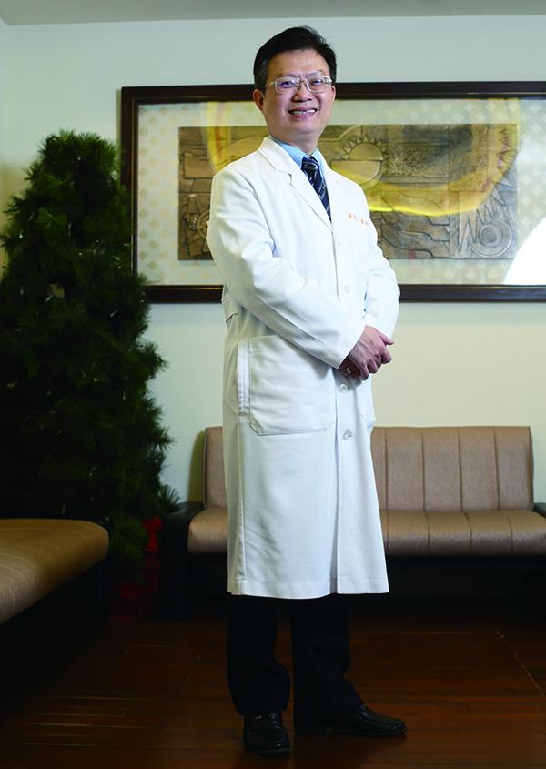 減肥名醫蕭敦仁 連續17年維持完美體重