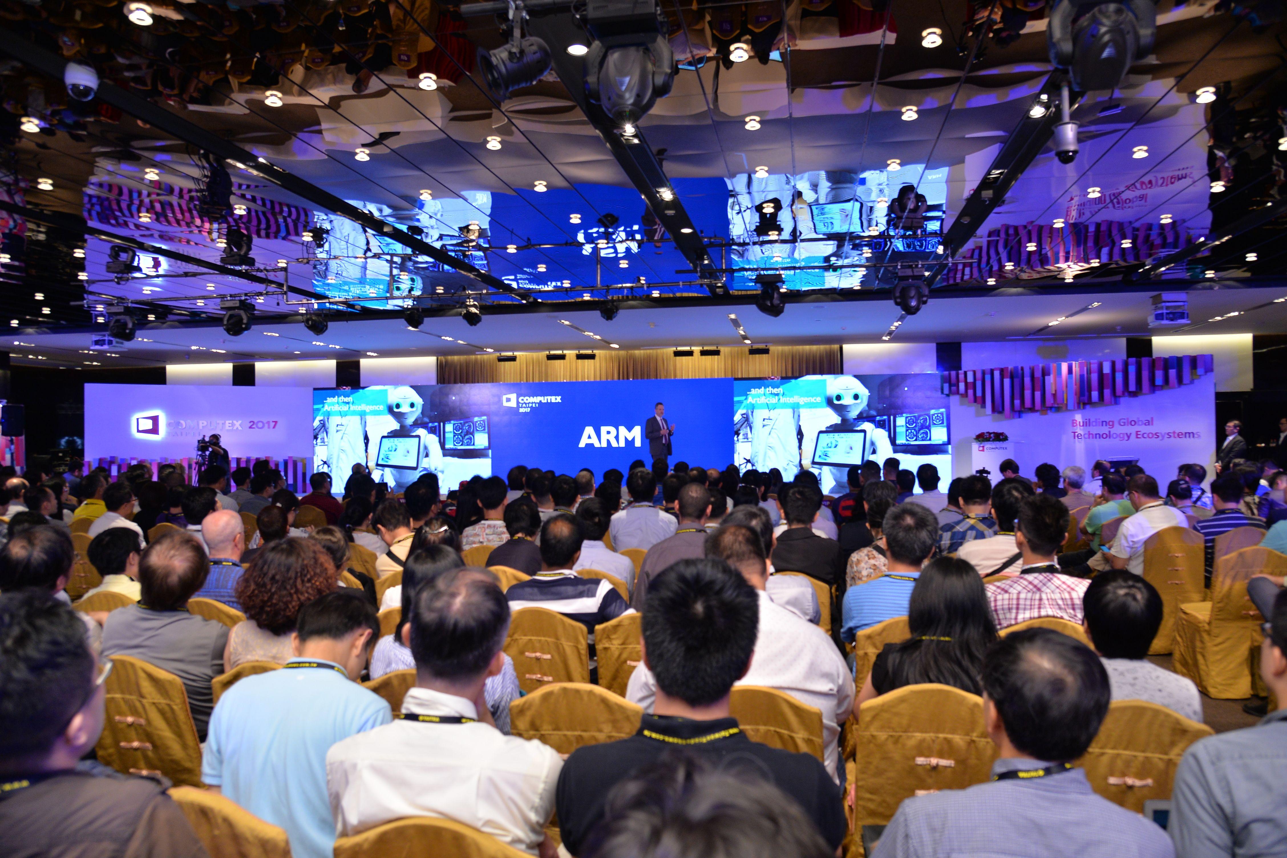 引爆全球商業新革命 COMPUTEX 2017打造今年全台最大AI舞台