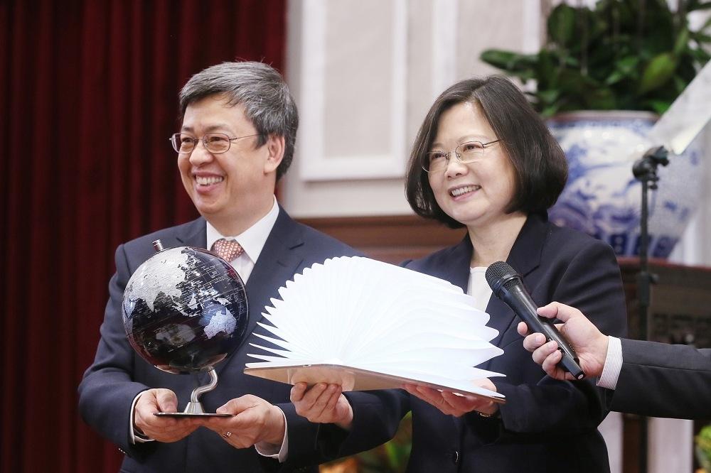 陳建仁點頭 行政院擬成立「人權性平處」