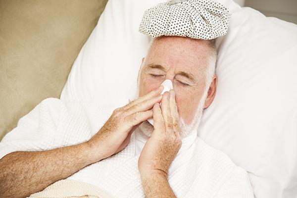 流感突襲力驚人 醫師:建議高危險群接種疫苗