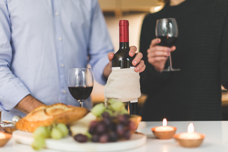 一張圖表讓你秒懂 最適合配餐的葡萄酒