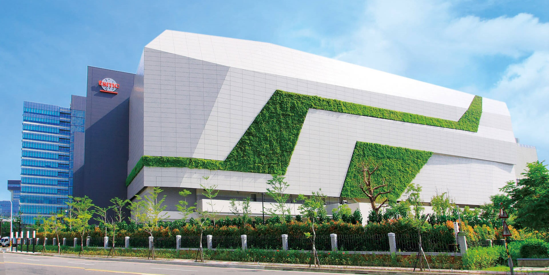 台積公司綠建築為本、綠色管理為用,致力於環境永續