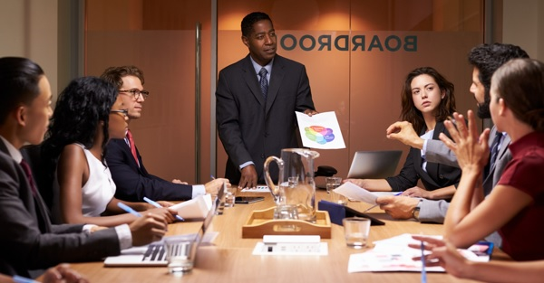 如何應對會議中滔滔不絕的人?這3句簡單回覆,有效又不失禮
