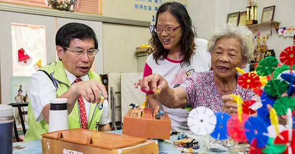 台灣首座實驗城市 「最好的長照就是不要長照」