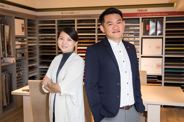 洪韡華╳留郁琪 雙品牌行銷,征服不同世代的心