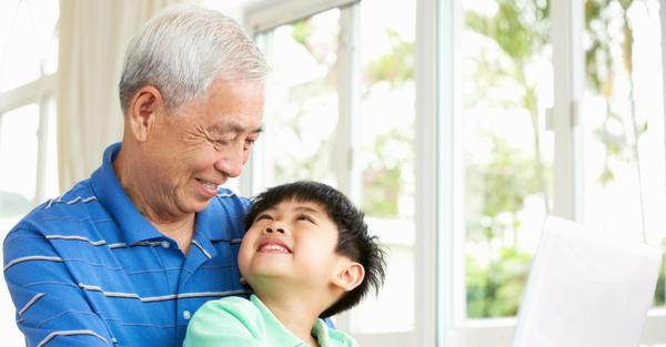 老了,就該幫忙帶孫子嗎?