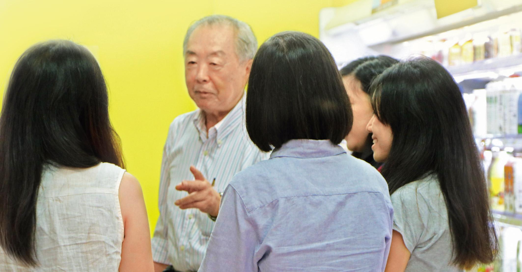 銀髮產業革命!台灣的3.6兆新商機