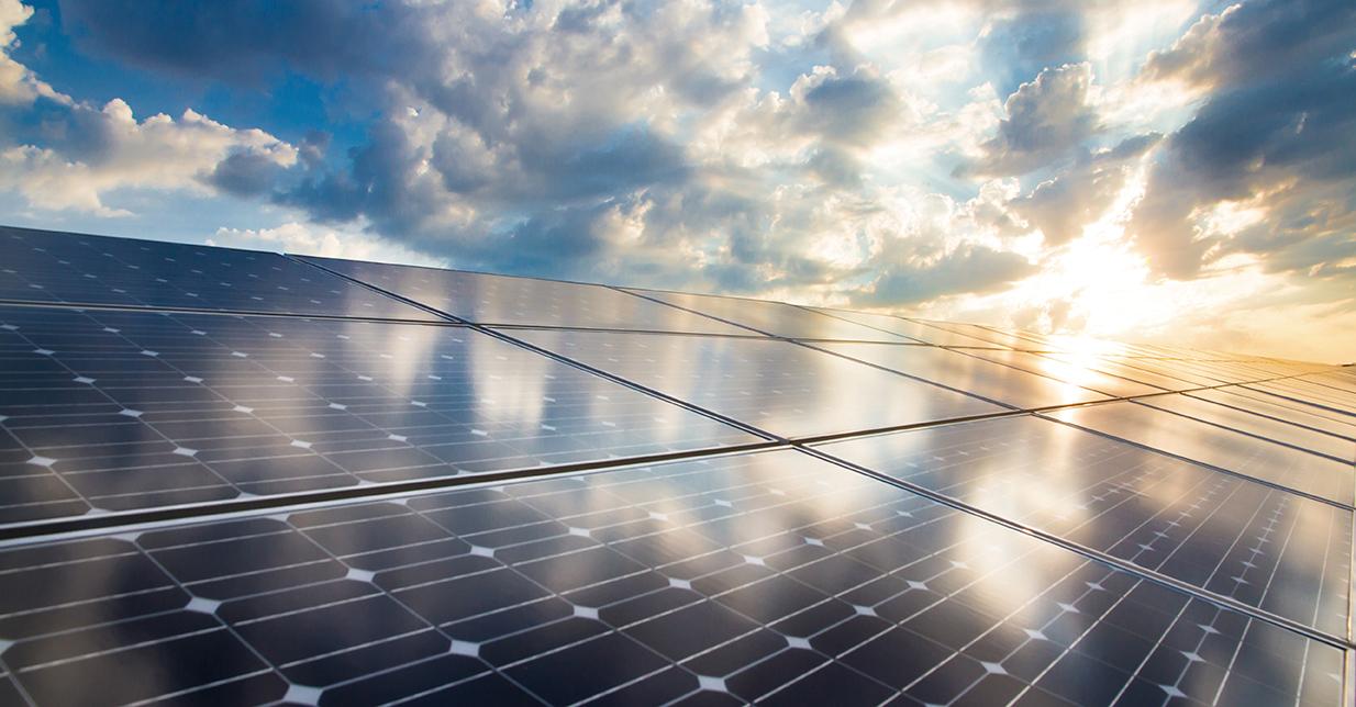 中華電信跨足綠能產業 發展太陽能發電