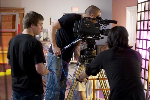 你的公司像工廠還是電影拍攝小組?