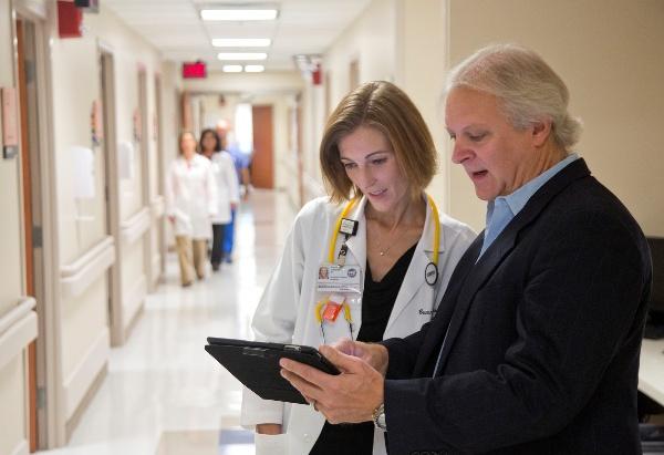 虛擬醫師用雲端、資料分析,以穿戴式裝置幫你懸絲診脈