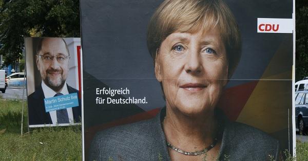 不要犯錯就能獲勝的德國大選 除了梅克爾連任還有什麼看頭?