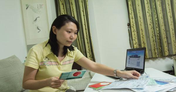 4帳戶管理術 小資女34歲擁千萬房產