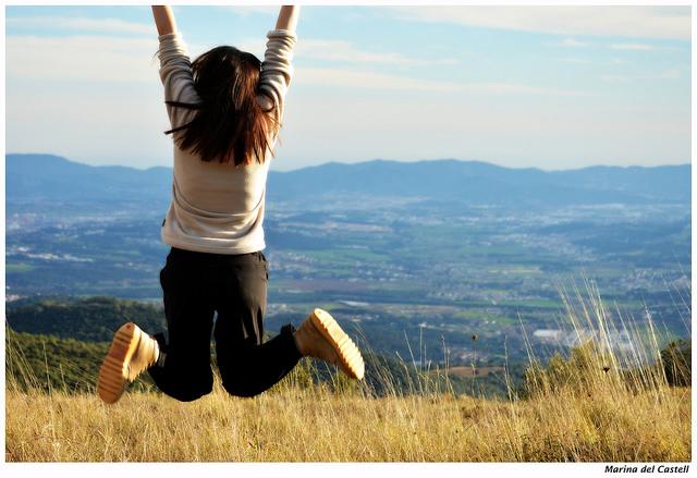 從挫折中找到屬於自己的生命正向力量