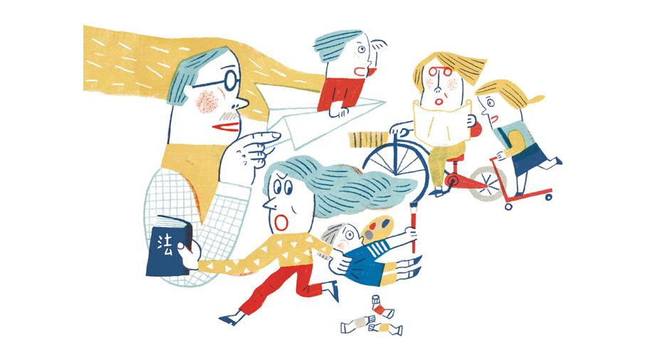 未來的職場與工作──父母如何協助孩子?