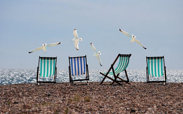 成功人士重視休假的安排