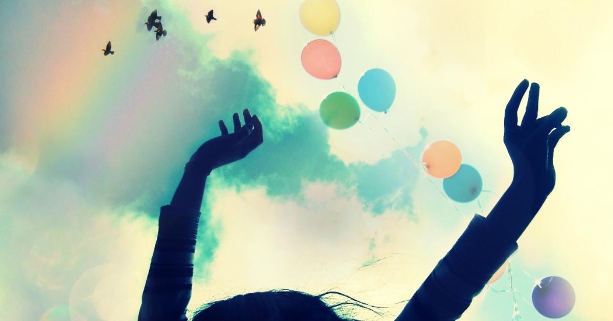 給幸福的五句話