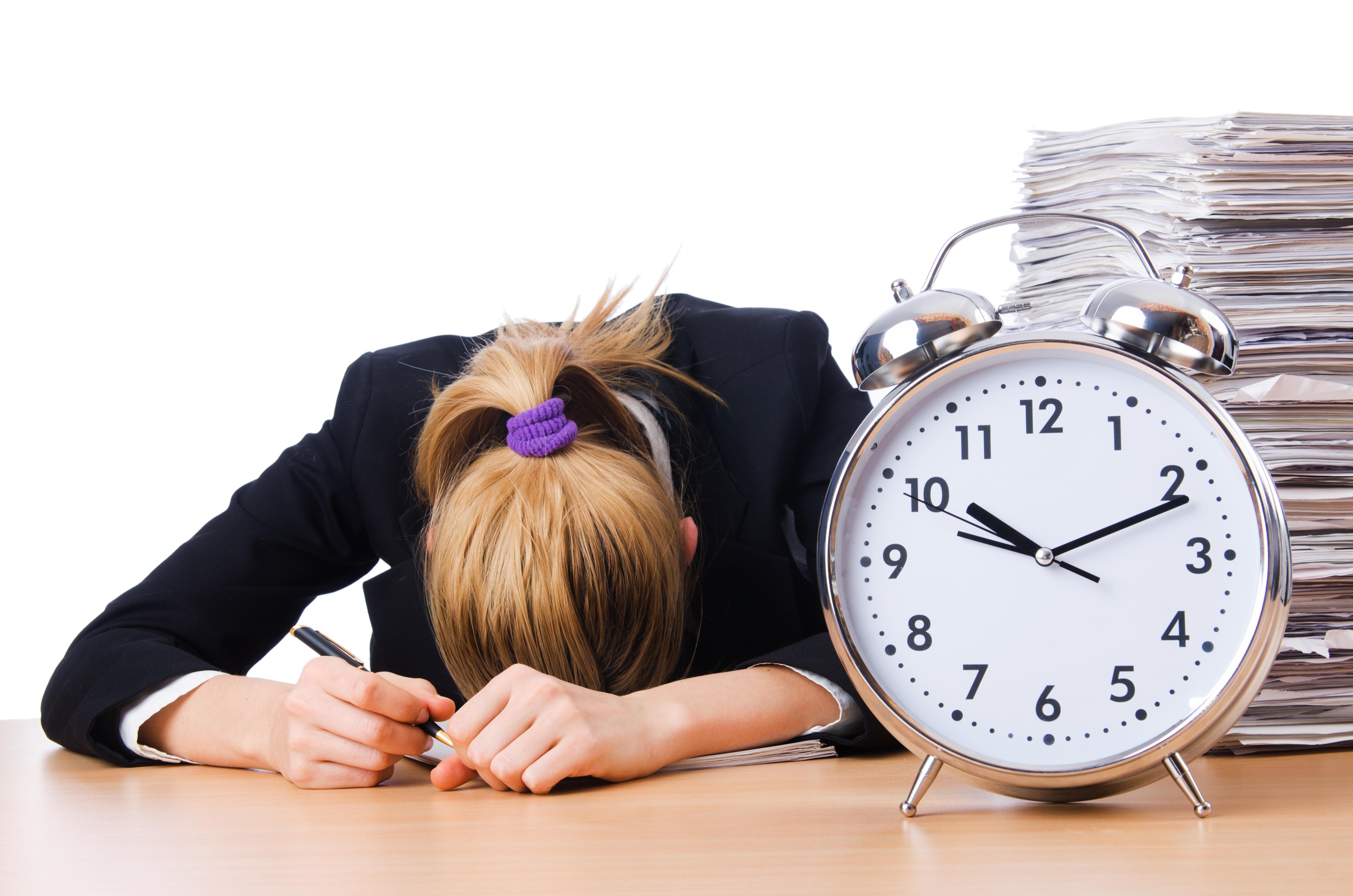 找到工作節奏,你必須丟掉上下班的鬧鐘