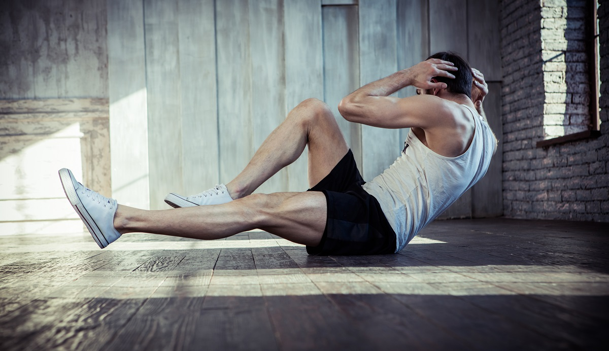 享受挫折,憨人也有開竅的一天──健身教練ROCK的人生處方