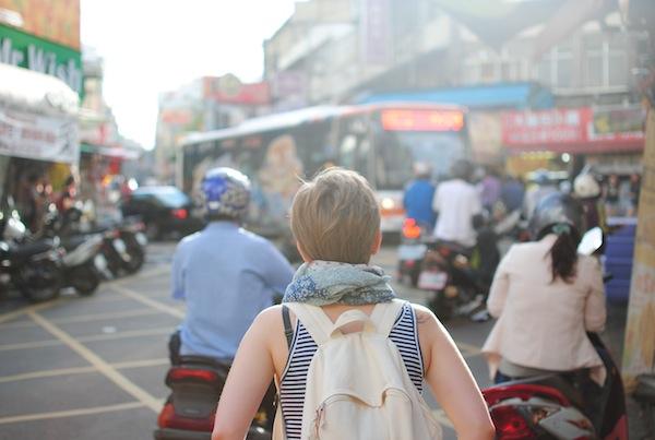 人情味,是台灣年輕人最獨有的優勢