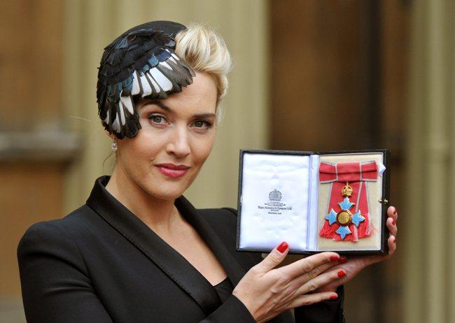 凱特‧溫絲蕾(Kate Winslet):持續閱讀,克服學歷不夠的不安全感