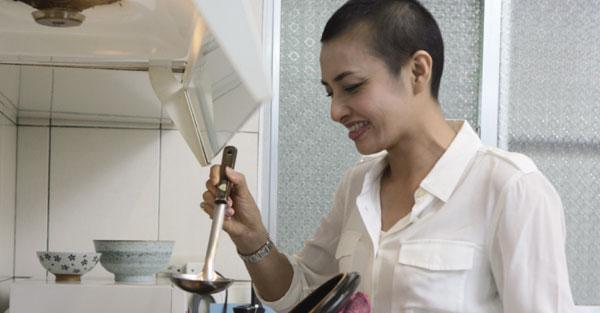 邱議瑩:不想用『癌』 來形容我的病