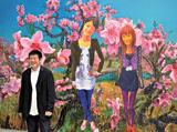 周春芽  千山獨行的中國一線畫家