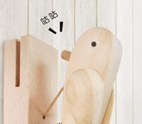 寒風刺骨的季節,掌間暖到內心的原木設計!