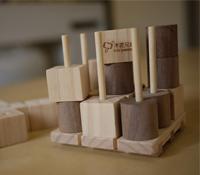童話的原木體驗,原來賓果也能有3D立體新玩法!